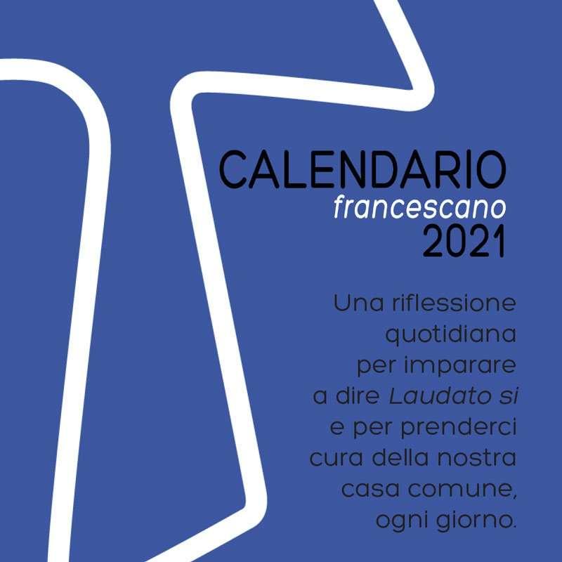 Calendario francescano 2021   Festival Francescano 2020